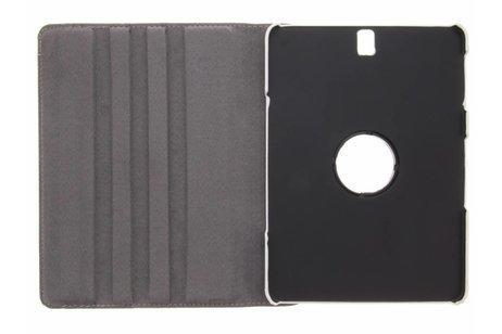 Samsung Galaxy Tab S3 9.7 hoesje - 360° draaibare luipaard design