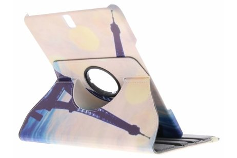 Samsung Galaxy Tab S3 9.7 hoesje - 360° draaibare Paris design