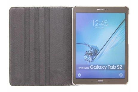 Samsung Galaxy Tab S2 9.7 hoesje - 360° draaibare spikkel design