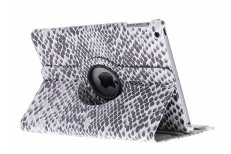 iPad Air hoesje - 360° draaibare slangen design