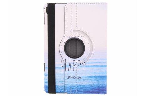 hoesje - 360° draaibare happy design