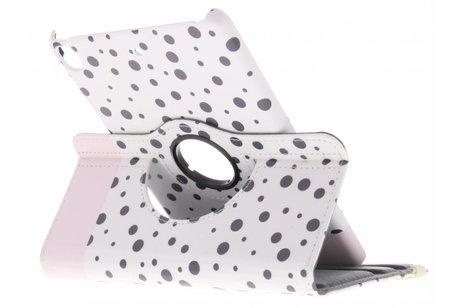 iPad Pro 7.9 hoesje - 360° draaibare spikkel design