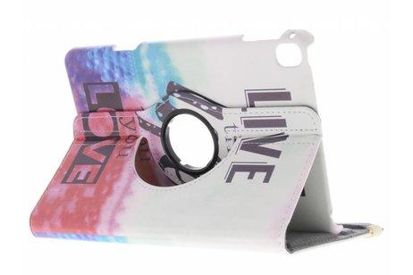 iPad Pro 7.9 hoesje - 360° draaibare live the