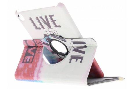 hoesje - 360° draaibare live the