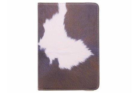 360º draaibare koe design tablethoes voor de iPad Mini / 2 / 3