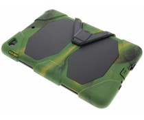 Legergroen extreme protection army case iPad (2017)