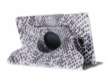 Samsung Galaxy Tab A 10.1 (2016) hoesje - 360° draaibare slangen design