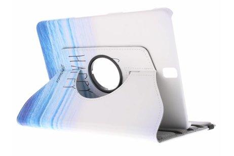 Samsung Galaxy Tab S3 9.7 hoesje - 360° draaibare happy design
