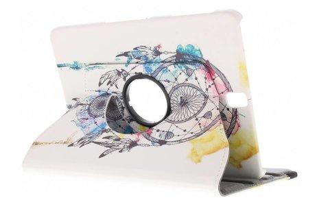 Samsung Galaxy Tab S3 9.7 hoesje - 360° draaibare dromenvanger design
