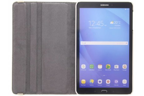 Samsung Galaxy Tab A 10.1 (2016) hoesje - 360° draaibare cubes design