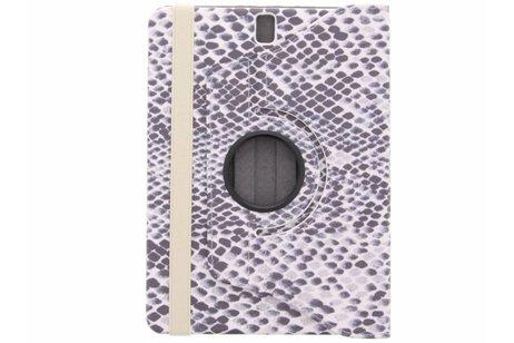 Samsung Galaxy Tab S3 9.7 hoesje - 360° draaibare slangen design