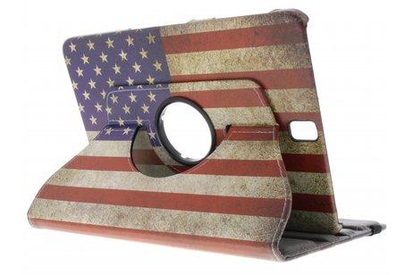 Samsung Galaxy Tab S3 9.7 hoesje - 360° draaibare Amerikaanse vlag