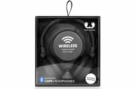 Fresh 'n Rebel Grijze Caps Wireless HeadPhone