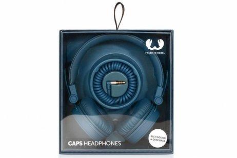 Fresh 'n Rebel Blauwe Caps HeadPhone