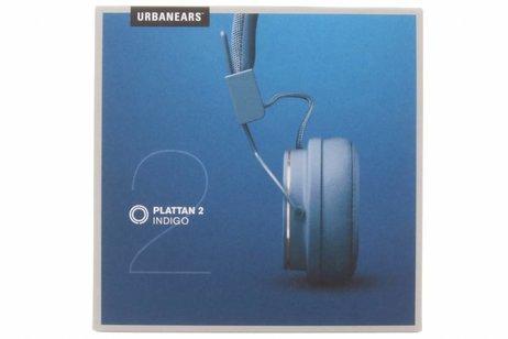 Urbanears Blauw Plattan 2