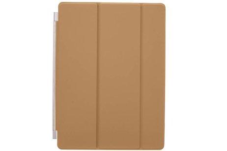 iPad Pro 12.9 (2017) hoesje - Bruine smart cover voor