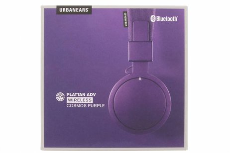 Urbanears Paars Plattan ADV Wireless