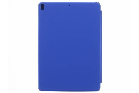 iPad Pro 10.5 hoesje - Blauwe Flipstand Cover voor