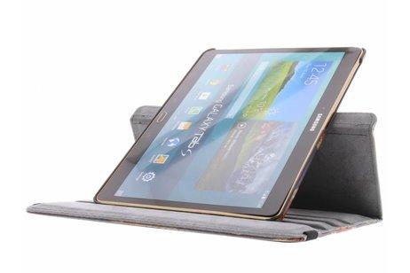 Samsung Galaxy Tab S 10.5 hoesje - 360° draaibare Britse vlag