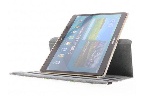 Samsung Galaxy Tab S 10.5 hoesje - 360° draaibare uiltjes op