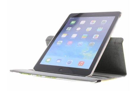 iPad Air hoesje - 360° draaibare uiltjes in