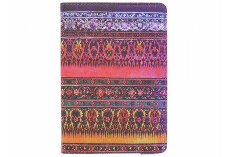 360° draaibare gekleurd aztec design hoes voor de iPad Mini / 2 / 3