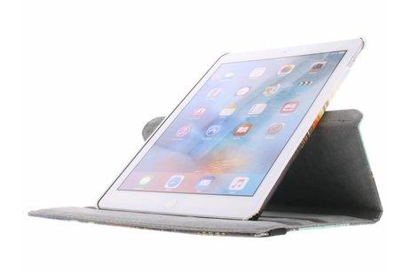 iPad Air 2 hoesje - 360° draaibare Vrijheidsbeeld design