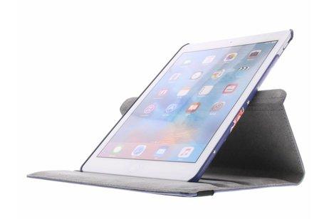 iPad Air 2 hoesje - 360° draaibare uil op