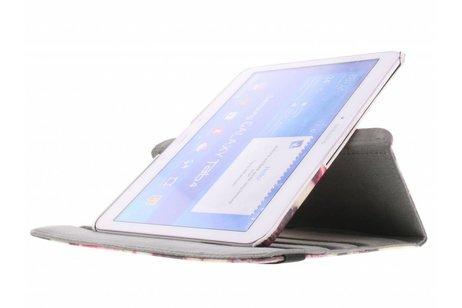 Samsung Galaxy Tab 4 10.1 hoesje - 360° draaibare love me
