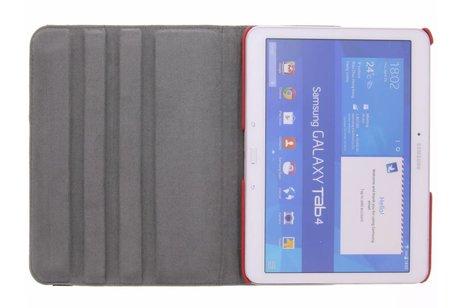 Samsung Galaxy Tab 4 10.1 hoesje - 360° draaibare Britse vlag