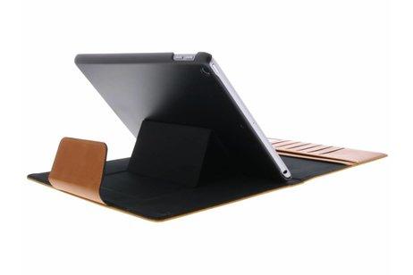 Bruine Inner Stand Tablet Case voor de iPad (2018) / (2017)