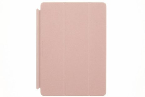 hoesje - Apple Roze Smart Cover