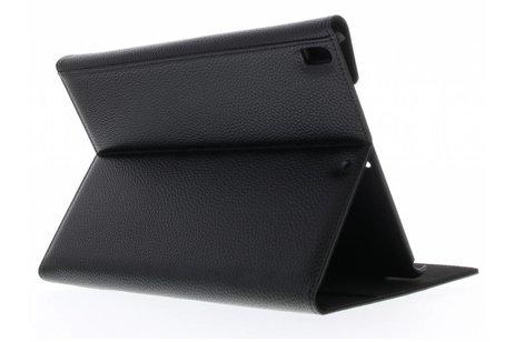 iPad Pro 10.5 hoesje - Case-Mate Zwarte Venture Foliocase