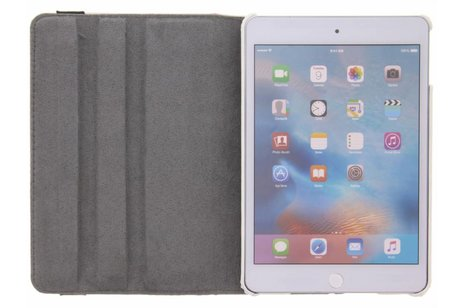 iPad Mini 4 hoesje - 360° draaibare olifant design