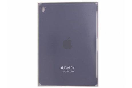 iPad Pro 9.7 hoesje - Apple Donkerblauwe Silicone Case