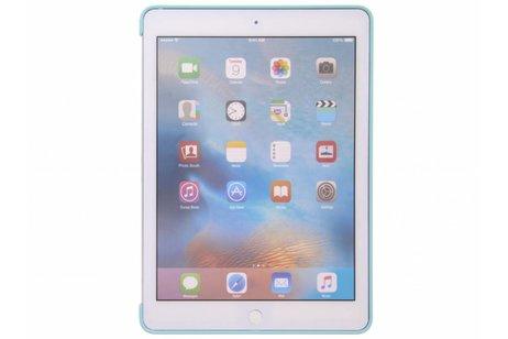 iPad Pro 9.7 hoesje - Apple Turquoise Silicone Case