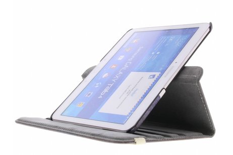Samsung Galaxy Tab 4 10.1 hoesje - 360° draaibare koe design