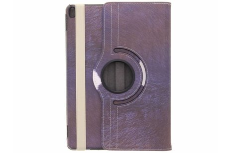 iPad Pro 10.5 hoesje - 360° draaibare koe design