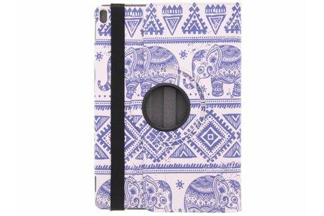iPad Pro 10.5 hoesje - 360° draaibare olifanten design