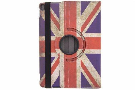 iPad Pro 10.5 hoesje - 360° draaibare Britse vlag
