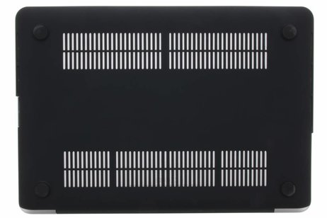 MacBook Pro Retina 13.3 inch (2013-2015) hoesje - Hout design hardshell voor
