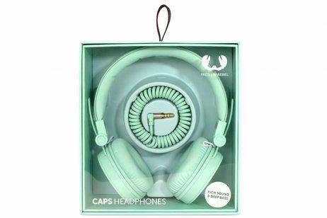 Fresh 'n Rebel Mintgroene Caps HeadPhone