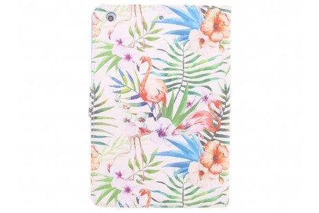 Flamingo design TPU tablethoes voor de iPad Mini / 2 / 3