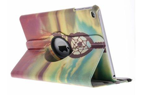 iPad (2017) hoesje - 360° draaibare dromenvanger design