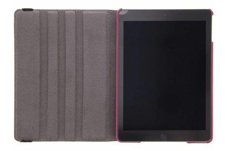 iPad (2017) hoesje - 360° draaibare Keep Calm