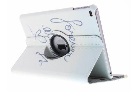 360° draaibare forever design hoes voor de iPad (2018) / (2017)