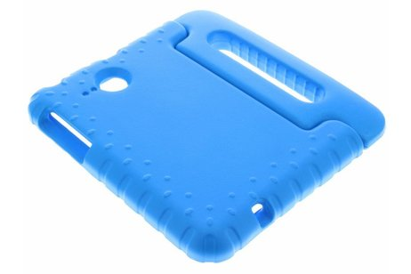 Samsung Galaxy Tab A 7.0 (2016) hoesje - Blauwe tablethoes met handvat