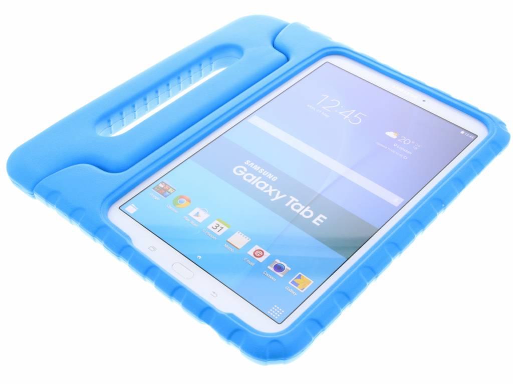Couverture Comprimé Bleu Avec Poignée Enfants À L'épreuve Pour L'ipad Mini-4 qosp9