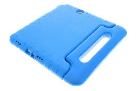Samsung Galaxy Tab A 9.7 hoesje - Blauwe tablethoes met handvat