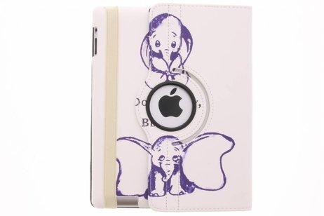 iPad Air hoesje - 360° draaibare worry design